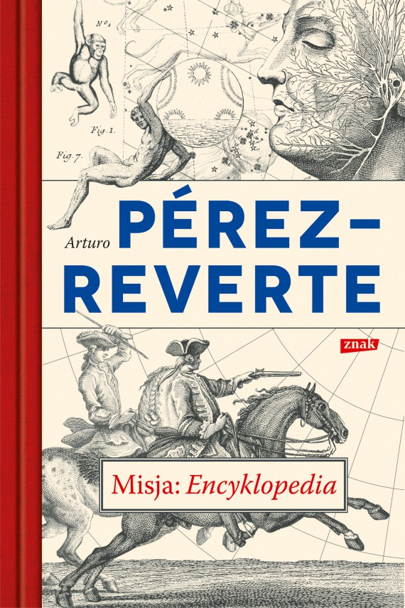 okładka Misja: Encyklopedia. Ebook | EPUB, MOBI | Arturo Perez-Reverte