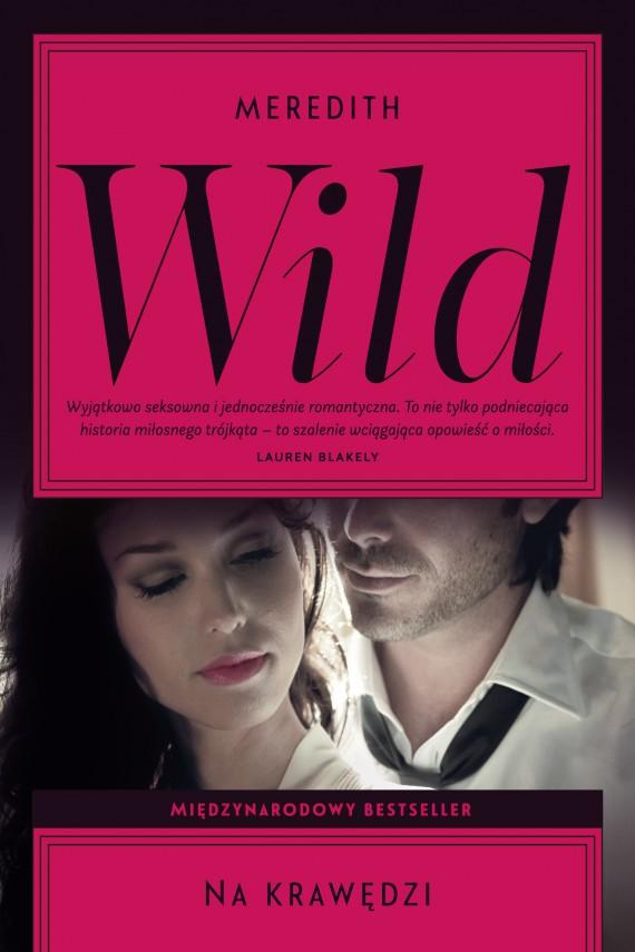 okładka Na krawędziebook | EPUB, MOBI | Meredith  Wild