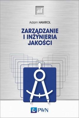 okładka Zarządzanie i inżynieria jakości, Ebook | Adam  Hamrol