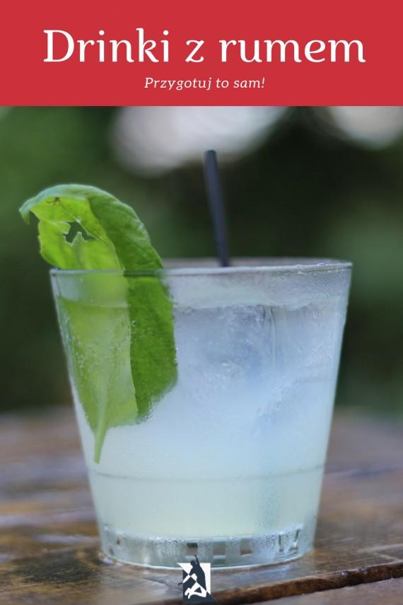 okładka Drinki z rumem.  Przygotuj to sam!ebook | EPUB, MOBI | wielu autorów