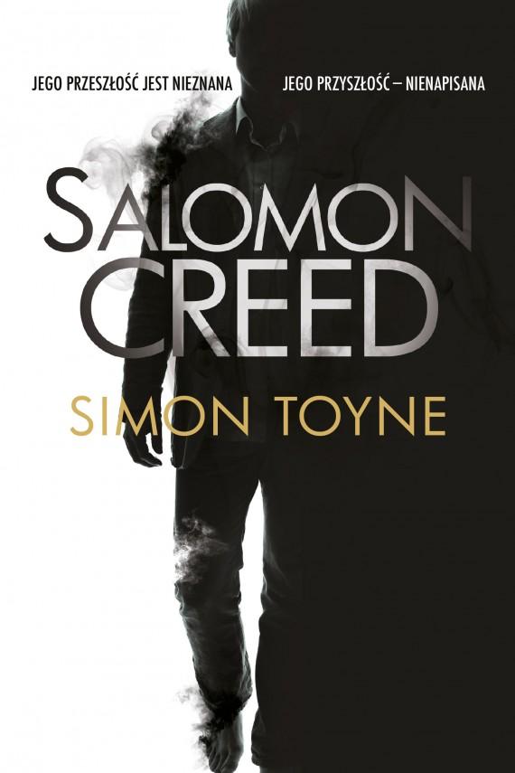 okładka Salomon Creedebook | EPUB, MOBI | Izabela Matuszewska, Simon Toyne