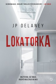 okładka Lokatorka. Ebook | papier | JP Delaney