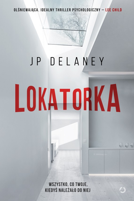 okładka Lokatorka. Ebook | EPUB, MOBI | JP Delaney