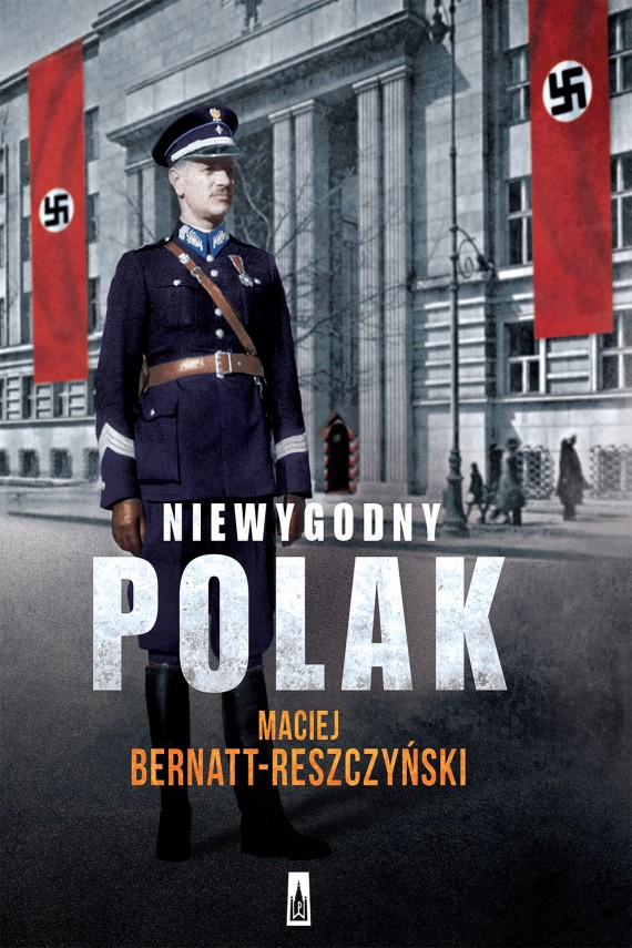 okładka Niewygodny Polakebook   EPUB, MOBI   Maciej  Bernatt-Reszczyński
