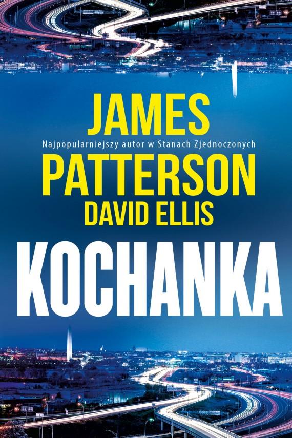 okładka Kochankaebook | EPUB, MOBI | James Patterson, Grzegorz Kołodziejczyk, David Ellis