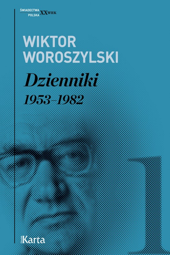 okładka Dzienniki. 1953–1982. Tom 1ebook | EPUB, MOBI | Wiktor Woroszylski