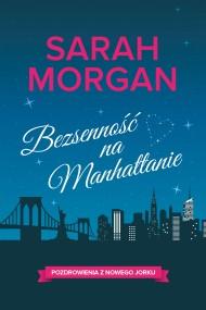 okładka Bezsenność na Manhattanie, Ebook | Sarah Morgan