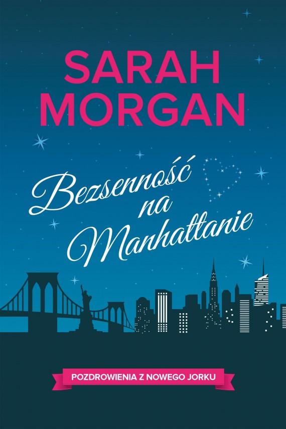 okładka Bezsenność na Manhattanieebook | EPUB, MOBI | Sarah Morgan