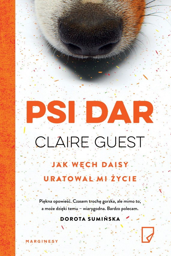 okładka Psi dar. Ebook | EPUB, MOBI | Magdalena  Tytuła, Adam Pluszka, Anna Pol, Claire Guest
