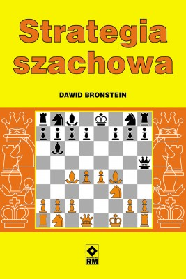 okładka Strategia szachowa, Ebook | Dawid Bronstein