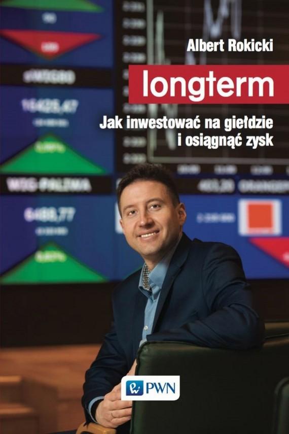 okładka Longterm. Jak inwestować na giełdzie i osiągnąć zyskebook | EPUB, MOBI | Albert  Rokicki