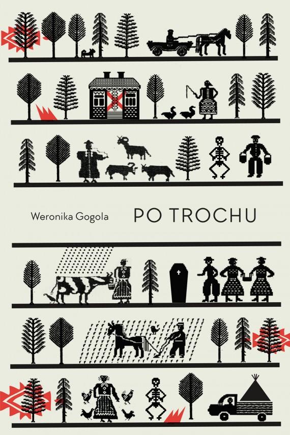 okładka Po trochuebook | EPUB, MOBI | Weronika Gogola