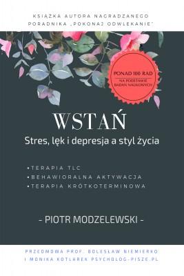 okładka Wstań, Ebook | Piotr Modzelewski