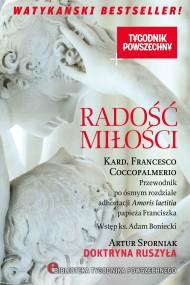 okładka Radość Miłości, Ebook | Artur Sporniak, Adam  Boniecki, kard. Francesco  Coccopalmerio