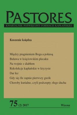okładka Pastores 75 (2) 2017, Ebook   Zespół Redakcyjny