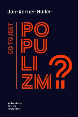 okładka Co to jest populizm?, Ebook | Jan-Werner  Müller