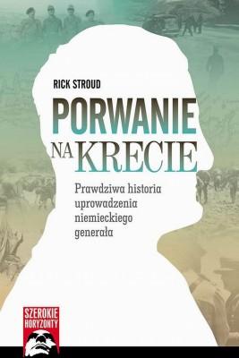 okładka Porwanie na Krecie, Ebook | Rick  Stroud