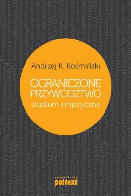 okładka Ograniczone przywództwo, Ebook | Andrzej K. Koźmiński