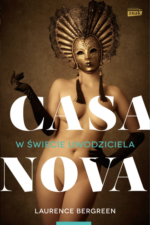 okładka Casanova. Ebook | EPUB, MOBI | Laurence Bergreen