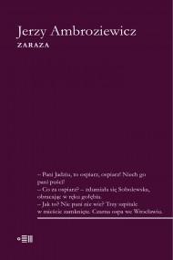okładka Zaraza, Ebook | Jerzy Ambroziewicz