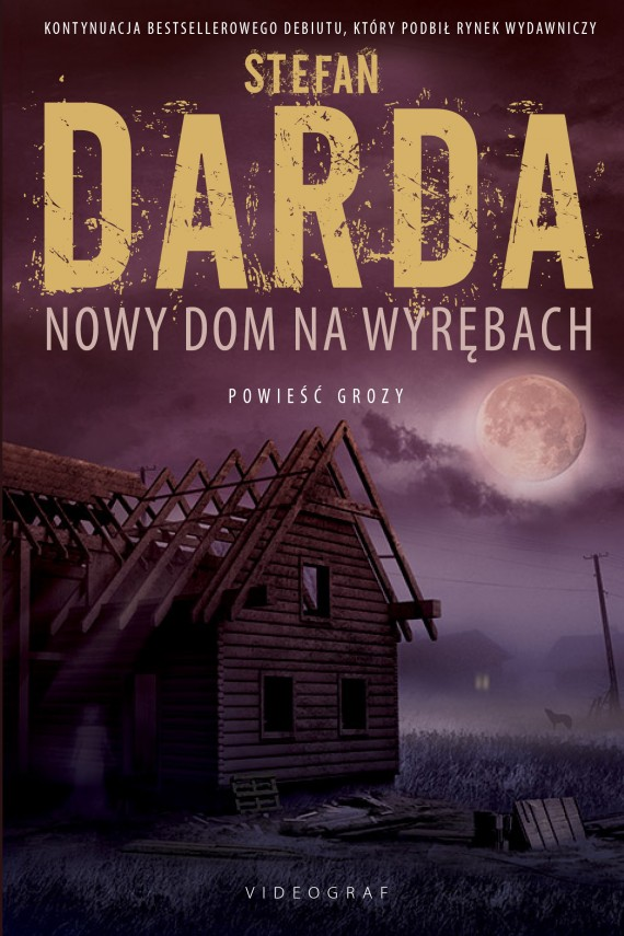 okładka Nowy dom na wyrębach. Ebook | EPUB, MOBI | Stefan Darda