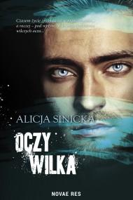 okładka Oczy wilka, Ebook | Alicja Sinicka