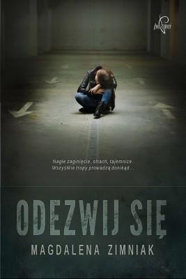 okładka Odezwij się, Ebook | Magdalena Zimniak