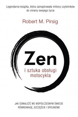 okładka Zen i sztuka obsługi motocykla, Ebook | Robert M. Pirsig