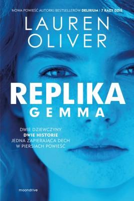 okładka Replika, Ebook | Lauren Oliver