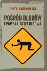 okładka Pośród bloków. Epopeja dzielnicowa. Ebook | papier | Piotr Sokołowski