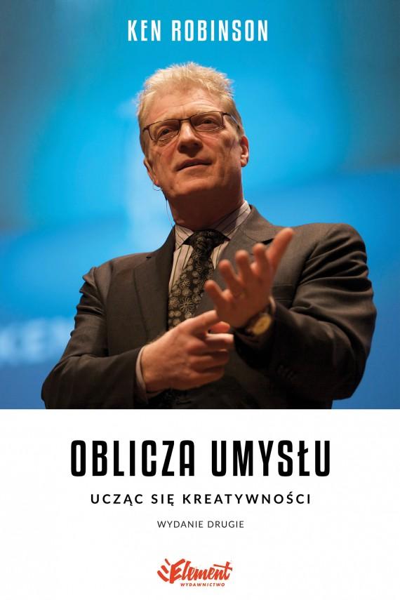 okładka Oblicza Umysłuebook | EPUB, MOBI | Ken  Robinson