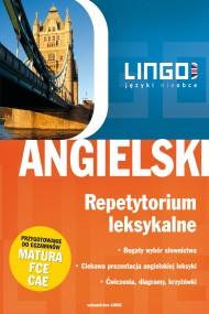 okładka Angielski. Repetytorium leksykalne, Ebook | Anna Treger
