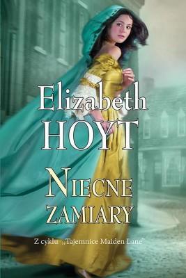 okładka Niecne zamiary, Ebook | Elizabeth  Hoyt