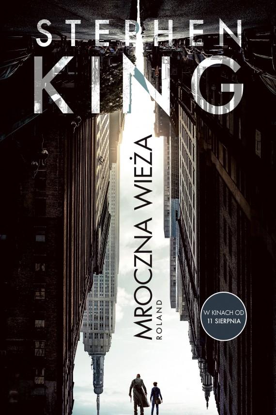 okładka Mroczna Wieża I: Roland/wyd. filmowe. Ebook | EPUB, MOBI | Stephen King, Andrzej Szulc