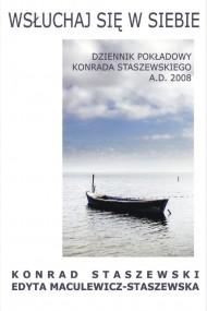 okładka Wsłuchaj się w siebie. Ebook | PDF | Konrad Staszewski