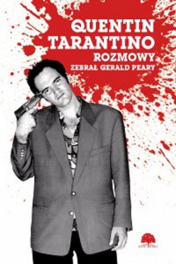 okładka Quentin Tarantino. Rozmowy. Ebook   EPUB, MOBI   Gerald Peary