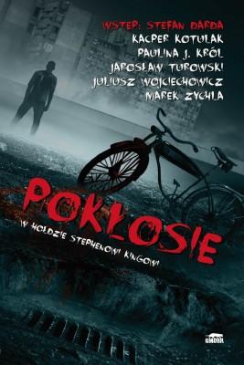 okładka Pokłosie, Ebook | Kacper Kotulak, Paulina J. Król, Jarosław Turowski, Juliusz Wojciechowicz, Marek Zychla