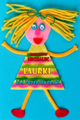 okładka Laurki dla przedszkolaka, Ebook | Katarzyna Michalec