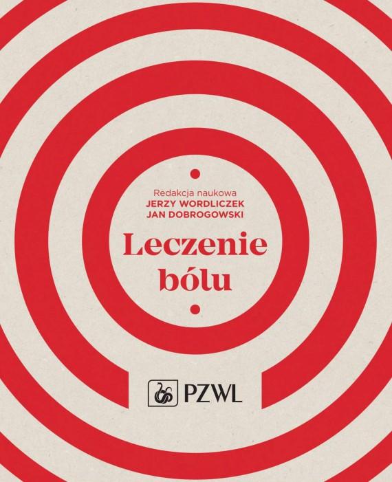 okładka Leczenie bóluebook | EPUB, MOBI | Łukasz Wordliczek, Jan  Dobrogowski