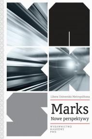 okładka Marks. Nowe perspektywy. Ebook | EPUB,MOBI | Praca zbiorowa
