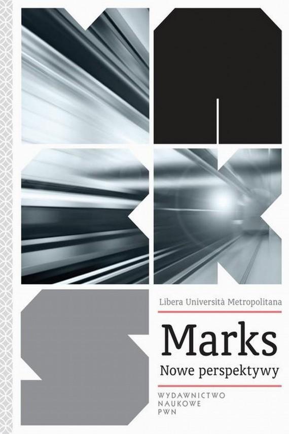 okładka Marks. Nowe perspektywy. Ebook | EPUB, MOBI | Praca zbiorowa