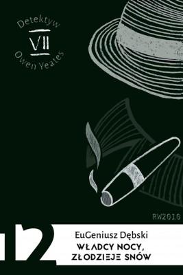 okładka Władcy nocy, złodzieje snów, Ebook | Eugeniusz Dębski