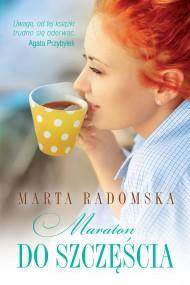 okładka Maraton do szczęścia. Ebook | EPUB,MOBI | Marta Radomska