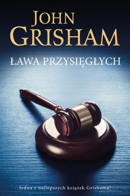 okładka Ława przysięgłych, Ebook | John  Grisham, Paweł Korombel