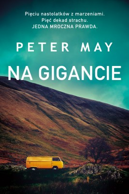 okładka Na gigancie, Ebook | Peter May