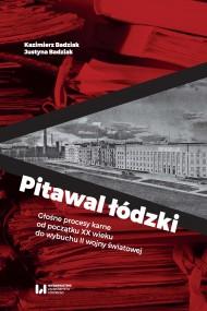 okładka Pitawal łódzki, Ebook | Kazimierz Badziak, Justyna Badziak