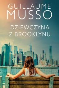 okładka Dziewczyna z Brooklynu. Ebook | papier | Guillaume Musso, Joanna Prądzyńska