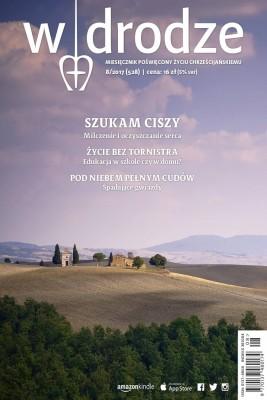 okładka miesięcznik W drodze nr 8/2017, Ebook | opracowanie zbiorowe W drodze