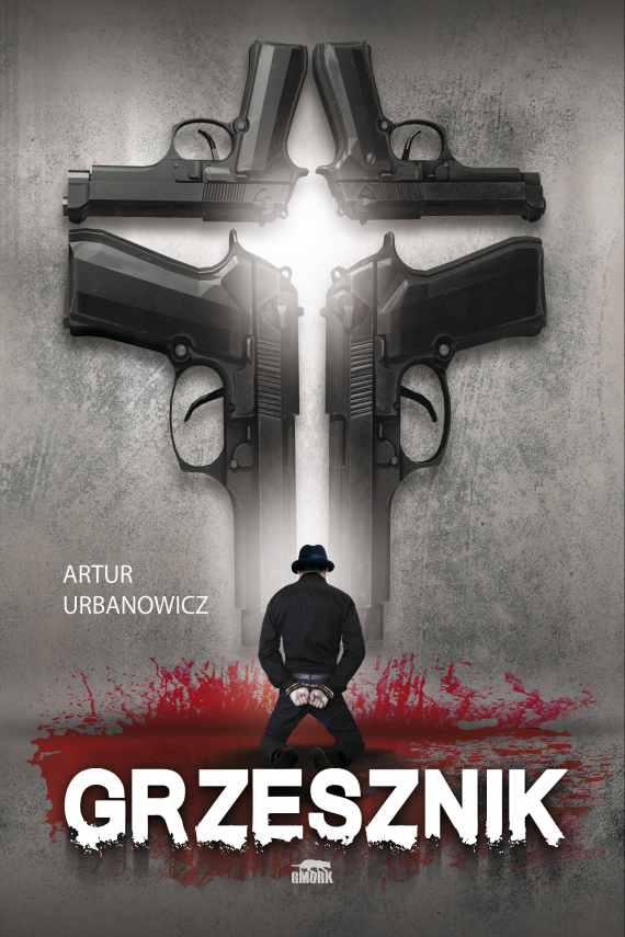 okładka Grzesznikebook | EPUB, MOBI | Artur  Urbanowicz