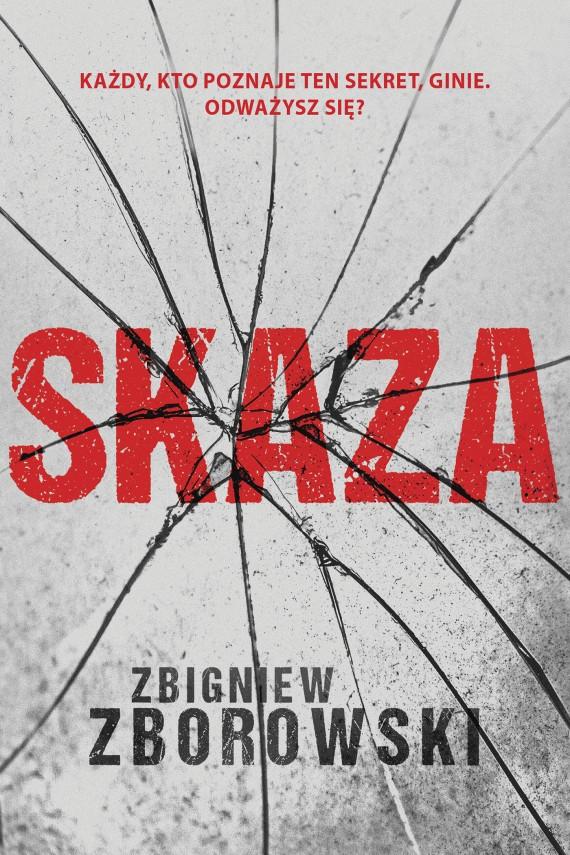 okładka Skaza. Ebook | EPUB, MOBI | Zbigniew Zborowski